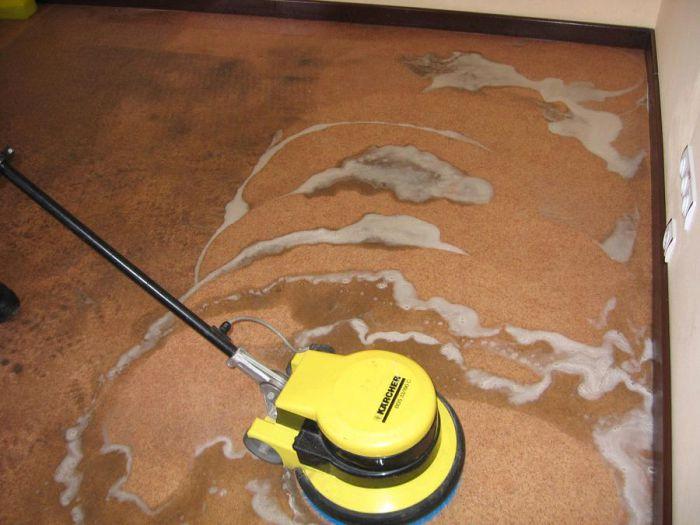 Как сделать сухую чистку в домашних условиях